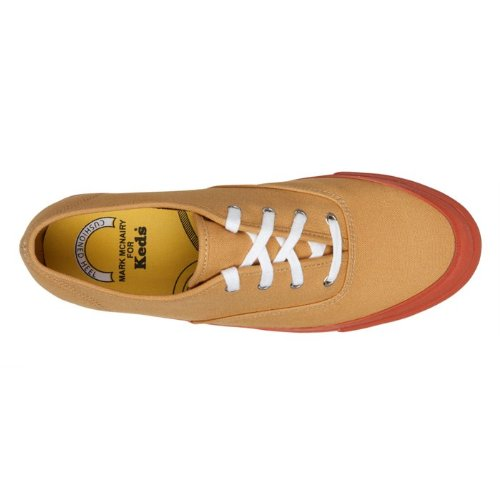 Keds , Chaussures bateau pour homme - Yellow (Mark McNairy)