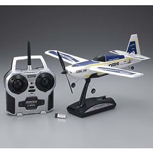 Kyosho - Minium Edge 540 Ready Set Bleu - Avions & Planeurs - Kits Avion R-C