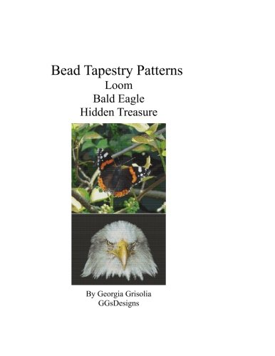 Bead Tapestry Patterns Loom Bald Eagle Hidden