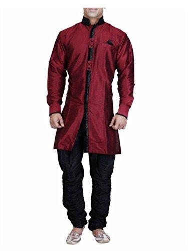 Royal Men's Jodhpuri Silk Blend Sherwani