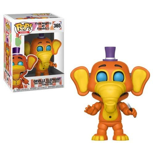 Funko POP! GAMES: Five Nights at Freddy's Pizza Simulator - OrvilleElephant