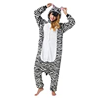 Katara 1744 Funny Pyjamas For Slumber Parties or Birthdays, Unisex Fancy Dress Overall, Various Models And Sizes
