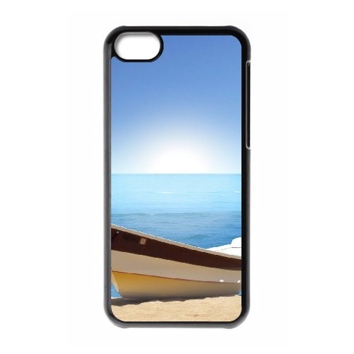 LP-LG Phone Case Of Island Beach For Iphone 5C [Pattern-3] Pattern-2