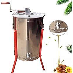 EFGS Acier Inoxydable Miel Extracteur Manuel Séparateur De Miel Machine Apiculture équipement