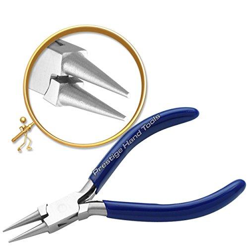 5287d6677095 Admite instalaciones Prestige alicates de punta redonda bisutería Craft  herramientas 12