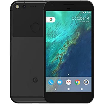 Google Pixel 32GB 12MP SIM-Free Smartphone in Black