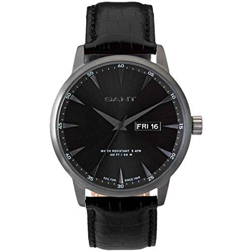 GANT Men's Quartz Watch W10704 W10704 with Leather Strap