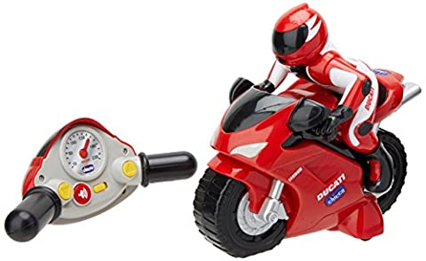 Chicco - 00000389000000 - Moto Ducati - (Moto Ducati)