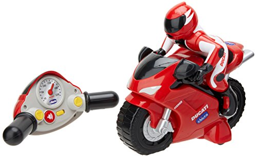 Chicco - Motocicleta radiocontrol Ducati...