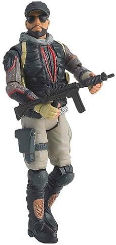 Hot Toys Terminator - Terminator 4 - Basic Series 3.75 Inch