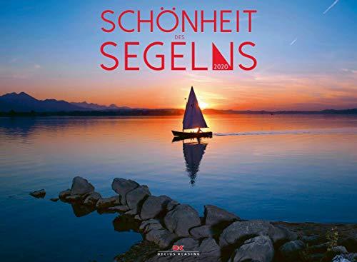 Schönheit des Segelns - Kalender 2020 - Delius-Klasing-Verlag - Yachtkalender - Wandkalender für Segelsportler - 45 cm x 33 cm