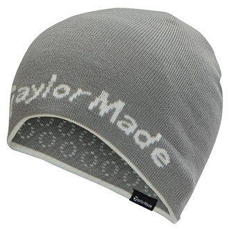 TaylorMade Damen Strickmütze Ladies Beanie, Grau (Gris B1161201), One Size (Herstellergröße: Unica) (Visor Reversible Beanie)