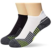 Under Armour UA Run NS Tab -BLK Erkek Spor Çorabı