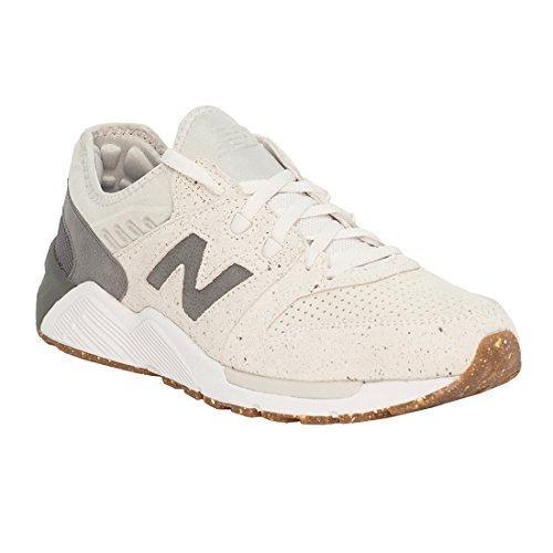 New Balance 009 ML009PT, Baskets Mode Homme Blanc Nimbus Cloud