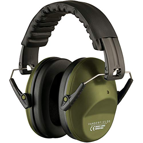 Casques Anti Bruit Protection Auditive Reduction Compact Pliable Confortable