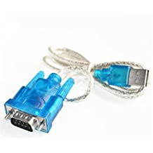 SUNLEPHANT@HL-340 USB to Serial Cable (COM) USB-RS232 USB 9-pin serial port support win7-64 bit