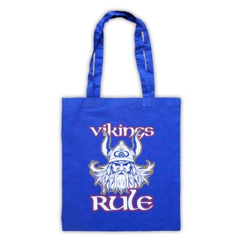 Vikings articolo Viking Tote Bag Blu