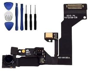 Front Kamera Licht Sensor für Apple iPhone 6S 4.7 Flexkabel Ersatzteil Proximity Cam Flex Cable Näherungssensor Frontkamera + Werkzeug