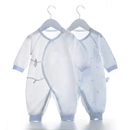 Baby Onesies Frühjahr und Herbst und Winter Neugeborene Kleidung 0-3-6 Monate Baby Mönch Kleidung Baumwolle Kleidung Herbst Kleidung (Baby Kleidung Mönch)