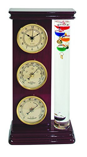 WETTERSTATION - GALILEO THERMOMETER - Deluxe Modele - INTERHOME©