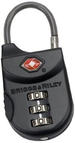 briggs-riley-tsa-cable-lock-black-one-size