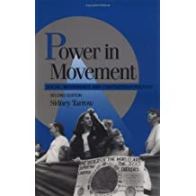 Power in Movement: Social Movements and Contentious Politics (Cambridge Studies in Comparative Politics) by Sidney Tarrow (1998-05-13)