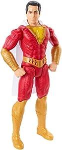 Dc - Shazam Figura de Acción 30 cm Shazam, Juguetes Niños +4 Años (Mattel GCW30)