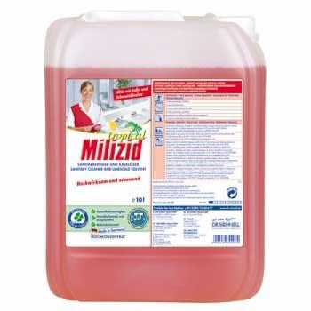 Sanitärreiniger & Kalklöser Dr. Schnell Milizid Tropical 10L