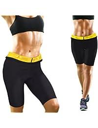 BEAUTYTHERM Sl101N Lot de 2 Pantalons de Sudation Femme, Noir, FR : L-XL (Taille Fabricant : L-XL)