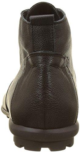 Pensare! Mens Kong Desert Boots Black (sz Hydro 01)