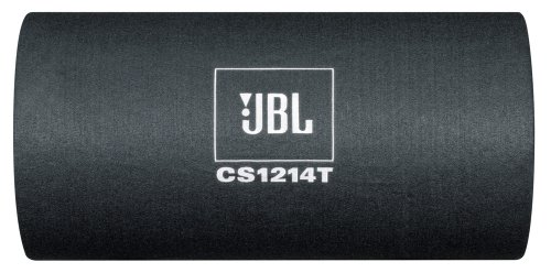JBL Car CS12 - Serie de tubos subwoofer de graves de automóvil (12 pulgadas), color negro