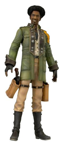 Final Fantasy XIII: Play Arts Sazh Kai Action Figure (japan import)
