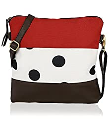 1f870324d Kleio Beautiful Printed Cross Body Sling Bag for Girls   Women