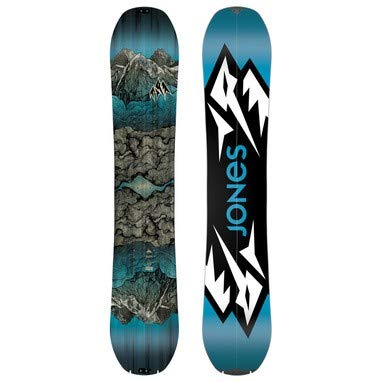 Jones Mountain Twin Split Snowboard 2019-160cm (Split Snowboard)