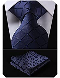 Hisdern -  Cravatta  - Uomo