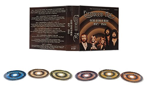 Fleetwood Mac - Gold Dust Radio 1975-1988 :The Legendary Broadcasts (6 CD Set)