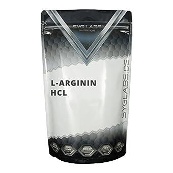 Syglab Nutrition L-Arginin HCL