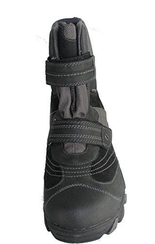 Legero 43502 Unisex - Enfant Bottes Noir