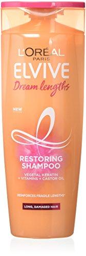 L'Oreal Elvive Dream Lengths Long Hair Shampoo, 300 ml