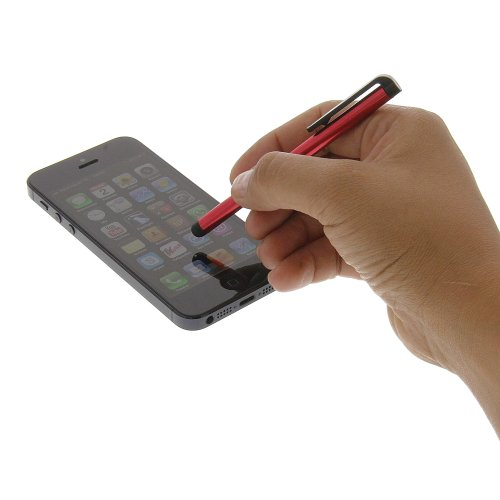 Ersatzstift Stift rot für Samsung Galaxy Ace 3 LTE S7275 Galaxy S4 Active i9295 Galaxy Core Duos Dual-SIM