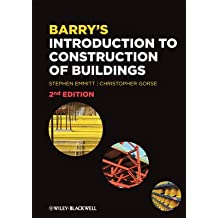 Barry's Introduction to Construction of Buildings and Advanced Construction of Buildings Bundle (2 volume set)