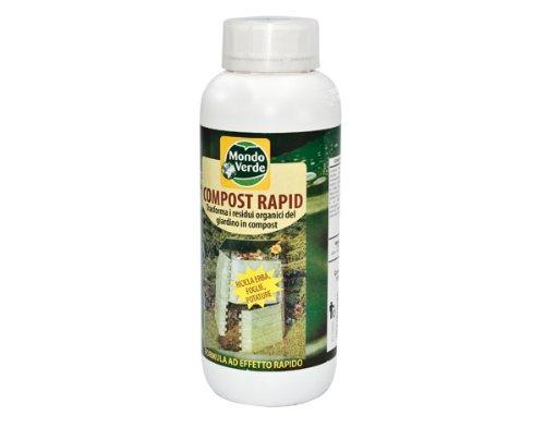 Compost Rapid : accélérateur pour compost