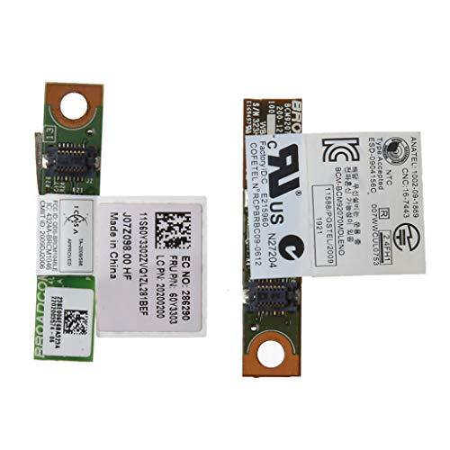 WINJEE, Módulo de Tarjeta adaptadora Bluetooth 4 0 para Lenovo Thinkpad  X200 X220 X230 T400S T410 T430 T430S T510 T520 T530 W510 W520 W530 FRU  60Y3303
