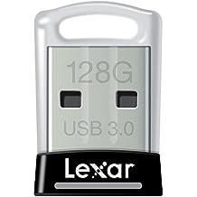 Unità flash USB 3.0 Lexar 128GB JumpDrive S45 - LJDS45-128ABEU
