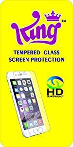 KING Screen Protector for SAMSUNG- 9060 GRADN NEO Tempered glass