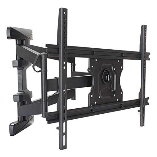 Exing Wall TV Bracket, Plasma Flat Retractable LCD Halterung TV Mount Wall Stand Adjustable Mount Arm Fit für 32