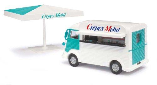 Busch Voitures - BUV41902 - Modélisme Ferroviaire - Tube Citroën - Vente de Crêpes