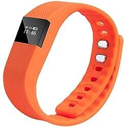 Ouneed Fashion Smart Wrist Band Sleep Sports Fitness Activity Tracker Pedometer Bracelet Watch