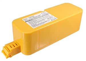 Replacement battery for iRobot Roomba 400, Roomba 4000, Roomba 4905, iRobot 4210, 4905, APS 4905, Create, Dirt Dog, Discovery, Roomba 405, Roomba 410, Roomba 4100, Roomba 4105, Roomba 4110, Roomba 4130, Roomba 415, Roomba 4150, Roomba 416, Roomba 4170, Roomba 418, Roomba 4188, Roomba 4210, Roomba 4220, Roomba 4225, Roomba 4230, Roomba 4232, Roomba 4240, Roomba 4250, Roomba 4260, Roomba 4270, Roomba 4290, Roomba 4296, Roomba Discovery 400
