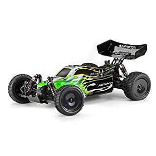 Absima Hot Shot Series 12205Next Generation ab2.4Brushed 1: 10RC Electric Buggy Model Car 4WD RTR 2.4GHz